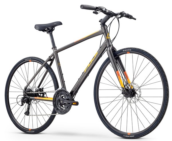 2019 FUJI ABSOLUTE 17 GRAPHITE FRONT
