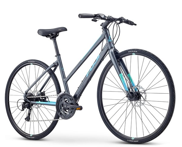 2019 FUJI ABSOLUTE 17 ST DARKGRAY FRONT