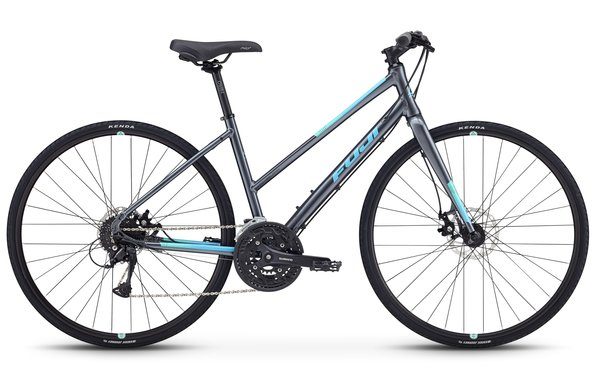 2019 FUJI ABSOLUTE 17 ST DARKGRAY