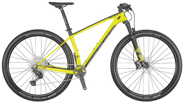Scott Scale 930 yellow 2021
