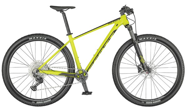 Scott Scale 980 yellow 2021
