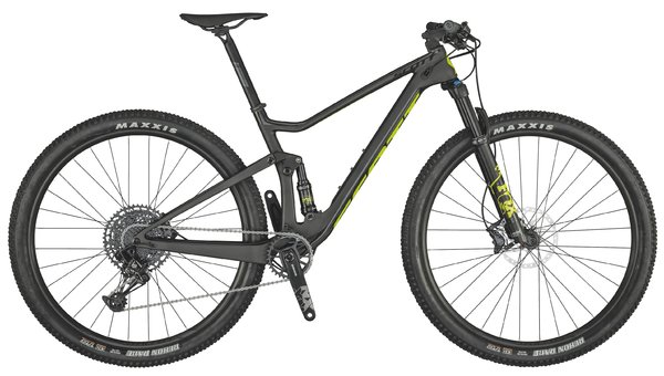 Scott Spark RC 900 Comp dark grey 2021