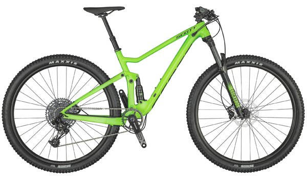 Scott Spark 970 smith green 2021