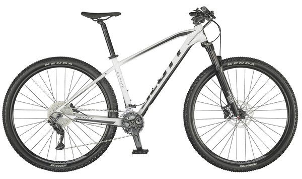 Scott Aspect 930 pearl white 2021
