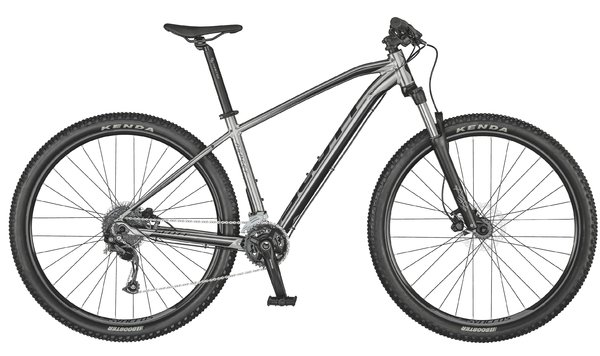 Scott Aspect 950 slate grey 2021