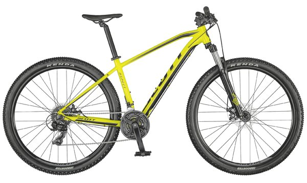 Scott Aspect 970 yellow 2021