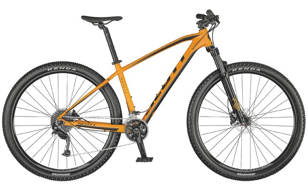 Scott Aspect 740 orange 2021