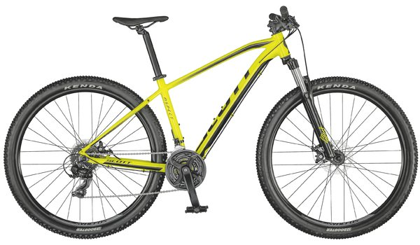 Scott Aspect 770 yellow 2021