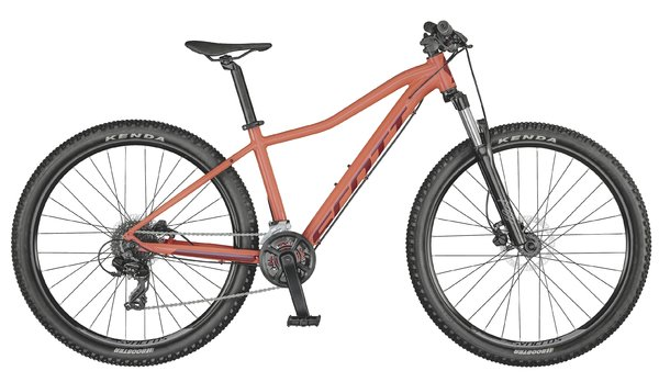 Scott Contessa Active 50 brick red 2021