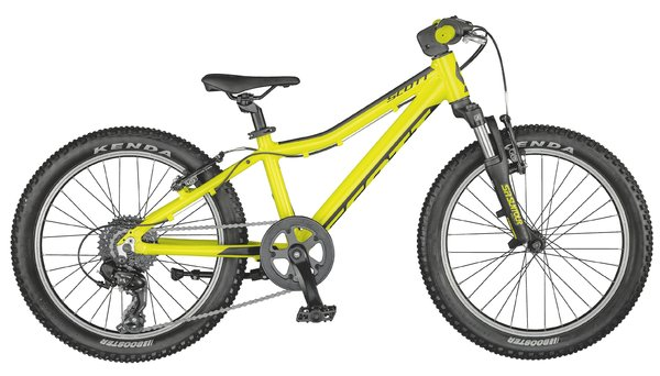 Scott Scale 20 yellow 2021