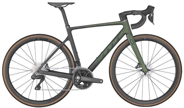 Scott Addict RC 15 komodo green 2022