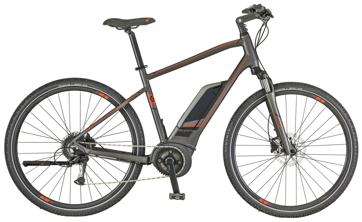 Scott E-Sub Cross 20 2018