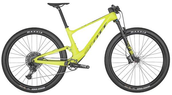 Spark rc comp 2022 žltý