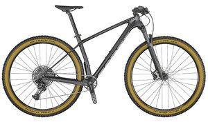 Scott Scale 940 granite black 2022