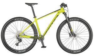 Scott Scale 980 yellow 2021